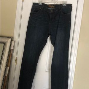 Kut from the Kloth cute dark wash jeans